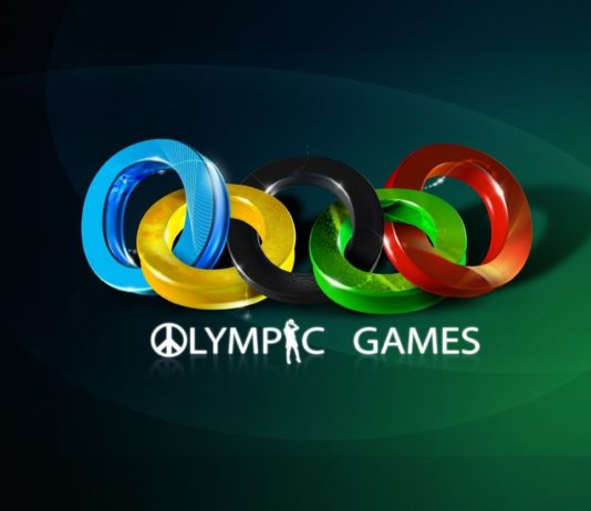 symbol of Olympic games