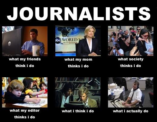 Journalism at Delhi University